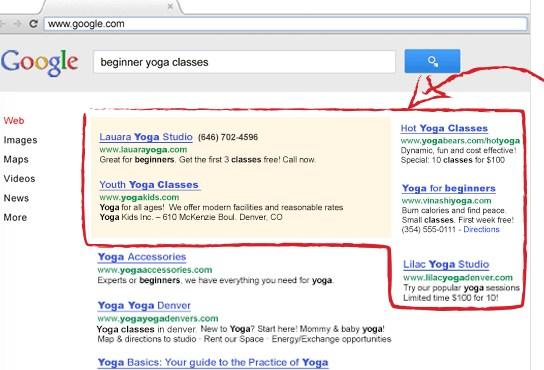 Keuntungan Menggunakan Google Adwords